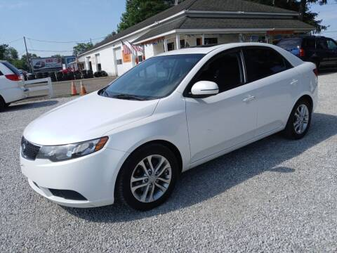 2012 Kia Forte for sale at Easy Does It Auto Sales in Newark OH