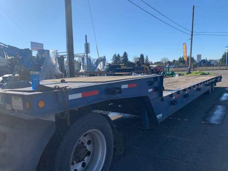 1998 Trail Eze 48 ft  for sale at DirtWorx Equipment - Used Equipment in Woodland WA