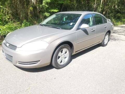 2006 Chevrolet Impala for sale at J & J Auto Brokers in Slidell LA
