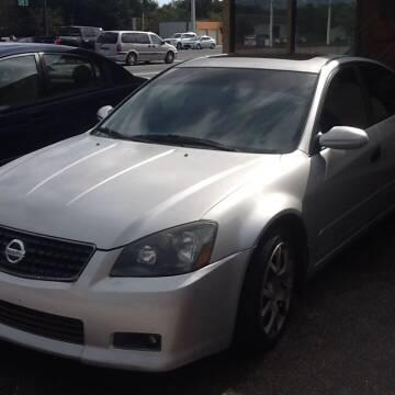 2005 Nissan Altima for sale at Easy Credit Auto Sales in Cocoa FL