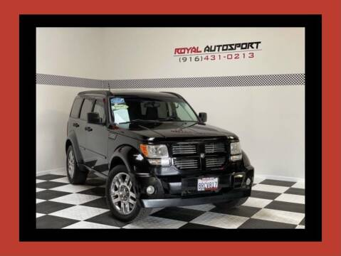 2007 Dodge Nitro for sale at Royal AutoSport in Sacramento CA