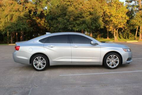 2015 Chevrolet Impala for sale at Clear Lake Auto World in League City TX