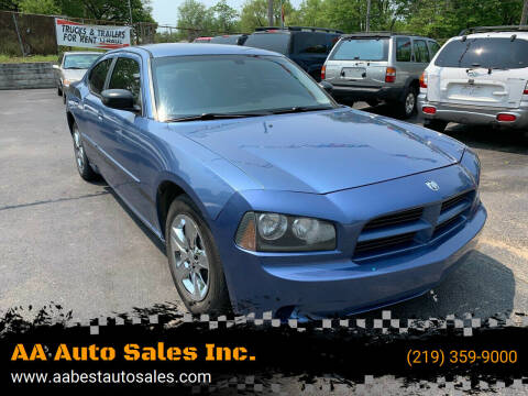 2007 Dodge Charger for sale at AA Auto Sales Inc. in Gary IN