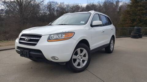 2009 Hyundai Santa Fe for sale at A & A IMPORTS OF TN in Madison TN