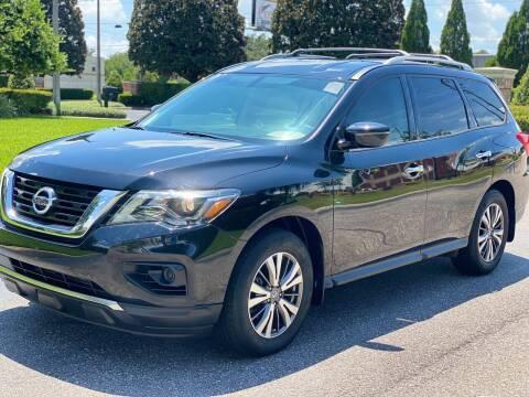 2017 Nissan Pathfinder for sale at Mendz Auto in Orlando FL