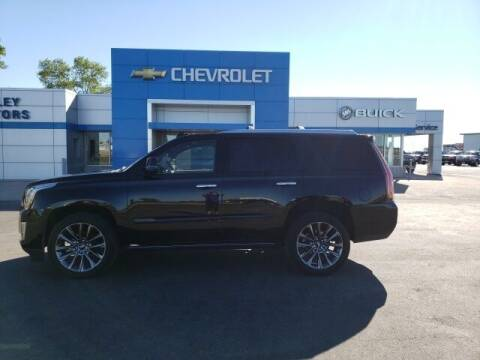 2020 Cadillac Escalade for sale at Finley Motors in Finley ND