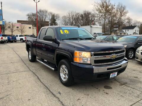 2010 Chevrolet Silverado 1500 for sale at Bibian Brothers Auto Sales & Service in Joliet IL