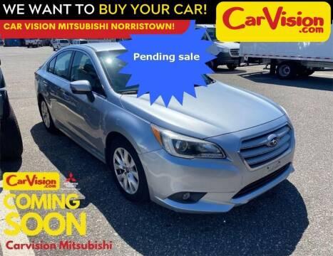 2015 Subaru Legacy for sale at Car Vision Mitsubishi Norristown in Trooper PA
