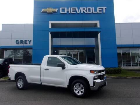 2020 Chevrolet Silverado 1500 for sale at Grey Chevrolet, Inc. in Port Orchard WA