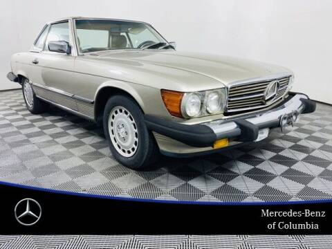 1989 Mercedes-Benz 560-Class for sale at Preowned of Columbia in Columbia MO