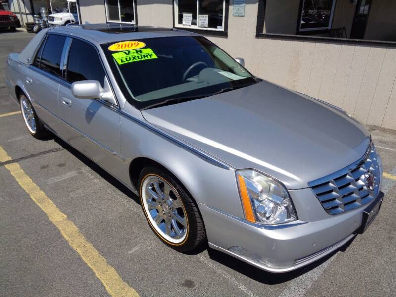 2009 Cadillac DTS for sale at BBL Auto Sales in Yakima WA