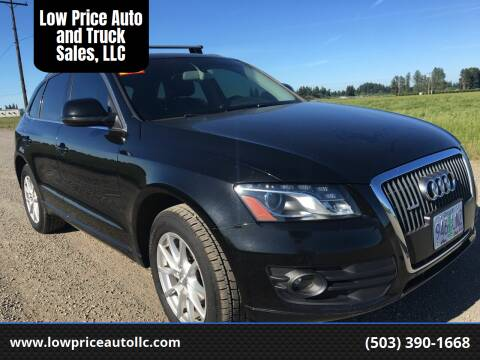 2012 Audi Q5 for sale at Low Price Auto and Truck Sales, LLC in Brooks OR