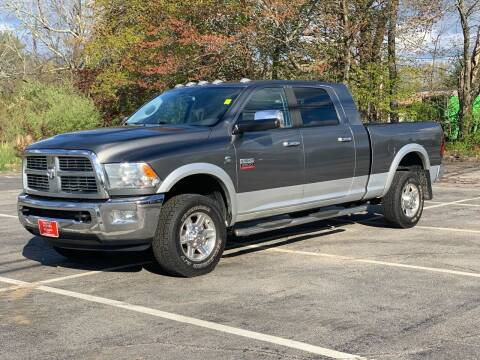 2012 RAM Ram Pickup 2500 for sale at Hillcrest Motors in Derry NH
