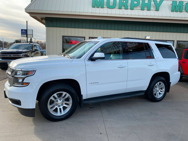 2015 Chevrolet Tahoe for sale at Murphy Motors Next To New Minot in Minot ND