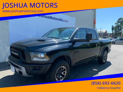 2016 RAM Ram Pickup 1500 for sale at JOSHUA MOTORS in Vineland NJ