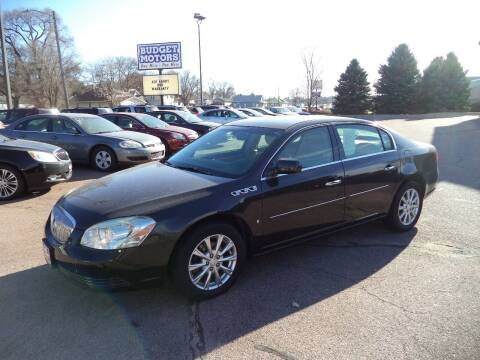 2009 Buick Lucerne for sale at Budget Motors - Budget Acceptance in Sioux City IA