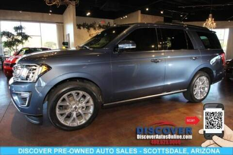 2018 Ford Expedition for sale at Discover Pre-Owned Auto Sales in Scottsdale AZ