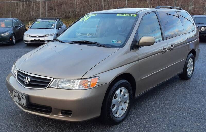 2004 Honda Odyssey for sale at Bik's Auto Sales in Camp Hill PA