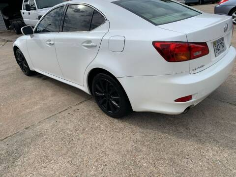 2006 Lexus IS 250 for sale at Whites Auto Sales in Portsmouth VA