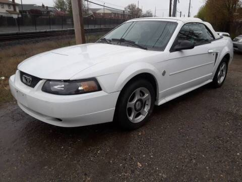 2004 Ford Mustang for sale at Autos Under 5000 + JR Transporting in Island Park NY