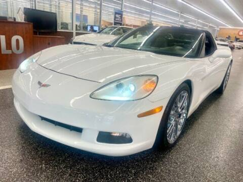 2007 Chevrolet Corvette for sale at Dixie Imports in Fairfield OH