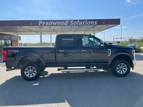 2019 Ford F-250 Super Duty for sale at Preowned Solutions in Urbandale IA