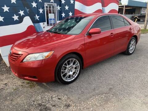 2007 Toyota Camry for sale at The Truck Lot LLC in Lakeland FL