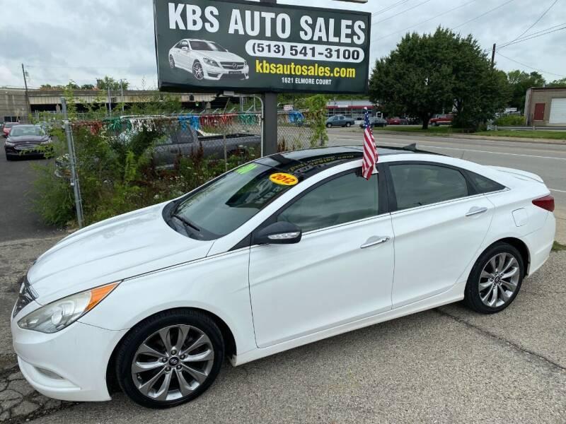 2012 Hyundai Sonata for sale at KBS Auto Sales in Cincinnati OH