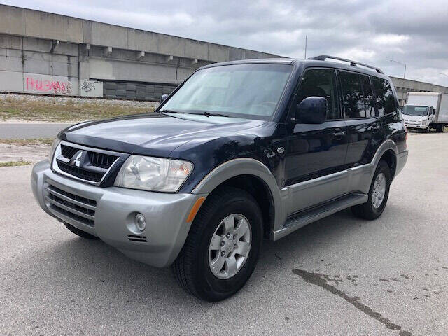 2003 Mitsubishi Montero for sale at Florida Cool Cars in Fort Lauderdale FL