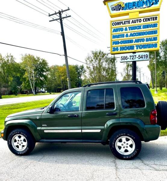 2006 Jeep Liberty for sale at JEREMYS AUTOMOTIVE in Casco MI