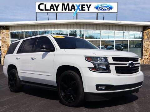 2019 Chevrolet Tahoe for sale at Clay Maxey Ford of Harrison in Harrison AR