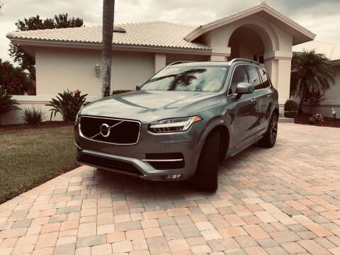 2016 Volvo XC90 for sale at Bcar Inc. in Fort Myers FL