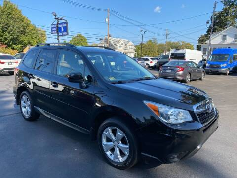 2014 Subaru Forester for sale at Ocean State Auto Sales in Johnston RI
