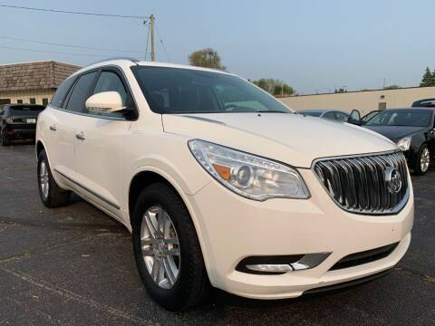 2013 Buick Enclave for sale at Auto Gallery LLC in Burlington WI