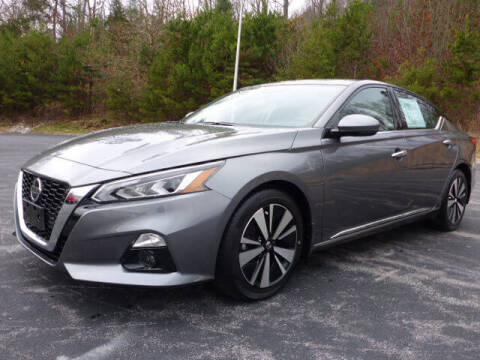 2020 Nissan Altima for sale at RUSTY WALLACE KIA OF KNOXVILLE in Knoxville TN