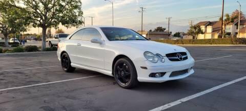 2004 Mercedes-Benz CLK for sale at Alltech Auto Sales in Covina CA
