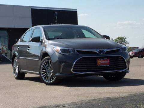 2016 Toyota Avalon for sale at Rocky Mountain Commercial Trucks in Casper WY
