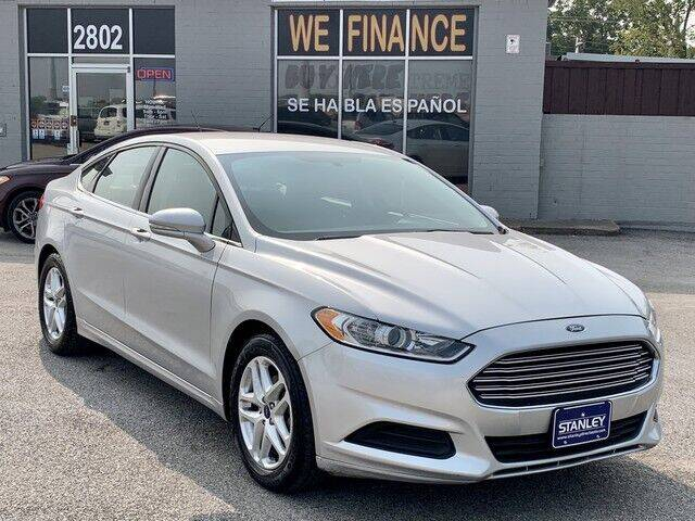 2016 Ford Fusion for sale at Stanley Direct Auto in Mesquite TX