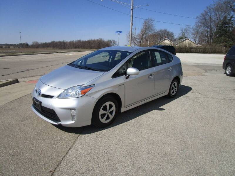 2014 Toyota Prius for sale at Dunlap Motors in Dunlap IL