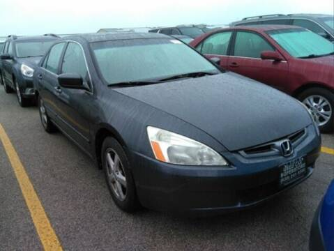 2005 Honda Accord for sale at HW Used Car Sales LTD in Chicago IL