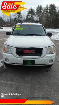 2005 GMC Envoy XL for sale at Shamrock Auto Brokers, LLC in Belmont NH