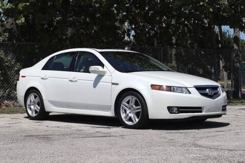 2007 Acura TL for sale at No 1 Auto Sales in Hollywood FL