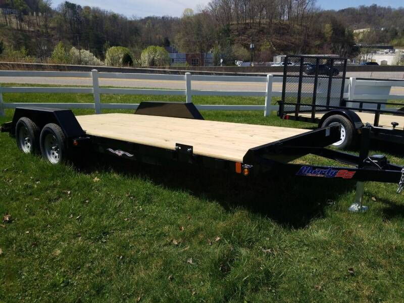 2021 Liberty CH18 Car Hauler for sale at W V Auto & Powersports Sales in Cross Lanes WV