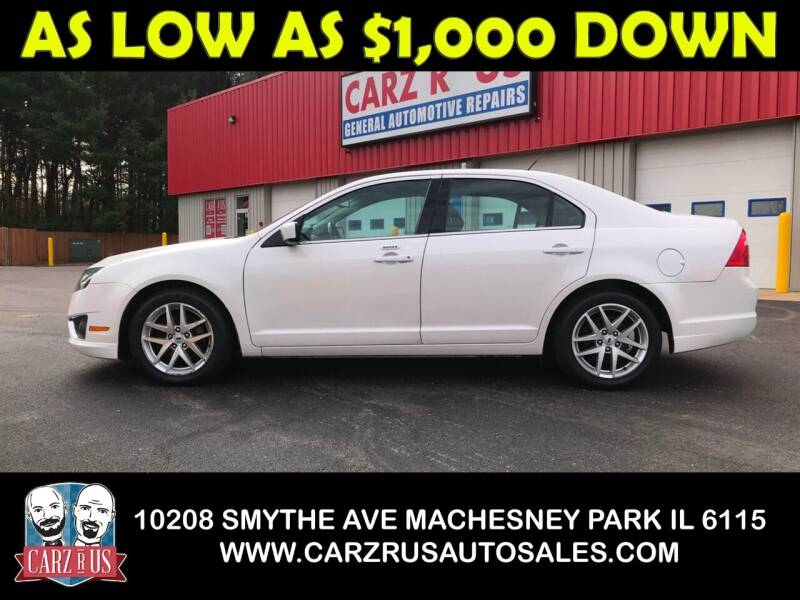 2012 Ford Fusion for sale at Carz R Us in Machesney Park IL
