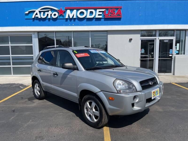 2008 Hyundai Tucson for sale at AUTO MODE USA-Monee in Monee IL