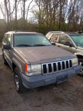 1996 Jeep Grand Cherokee for sale at Cheap Auto Rental llc in Wallingford CT