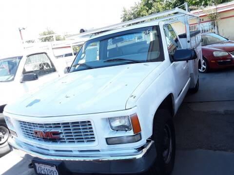 2000 GMC Sierra 3500 for sale at Auto Emporium in Wilmington CA