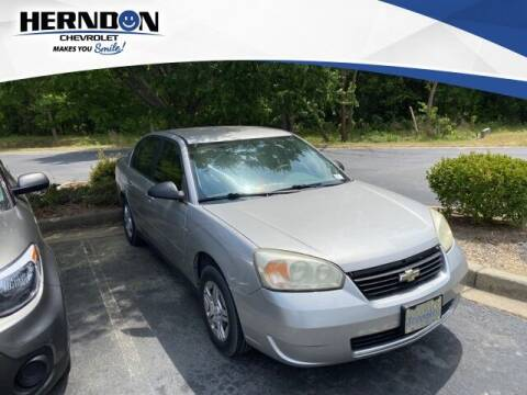2007 Chevrolet Malibu for sale at Herndon Chevrolet in Lexington SC