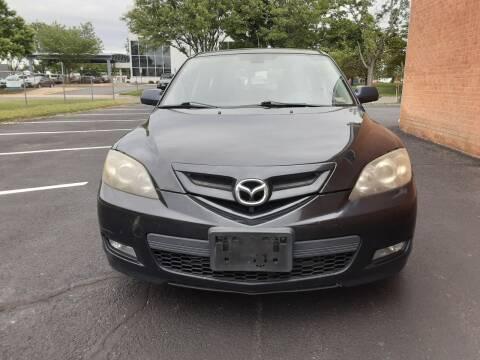 2008 Mazda MAZDA3 for sale at Fredericksburg Auto Finance Inc. in Fredericksburg VA