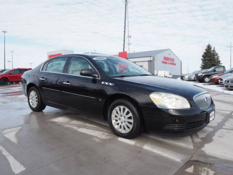 2008 Buick Lucerne for sale at SIMOTES MOTORS in Minooka IL